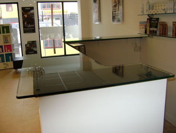 Laminated Glass Flooring Service : Glass ennis clare mcmahon products services